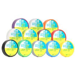 AT7 Multi Pack 80 Rolls of Insulation Tape 19mm x 33m