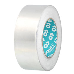 AT506 Fire Retardant 50 Micron Aluminium Foil Tape 50mm x 50m