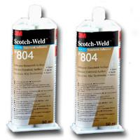 3M DP804 2 Part EPX Acrylic Adhesive 50ml