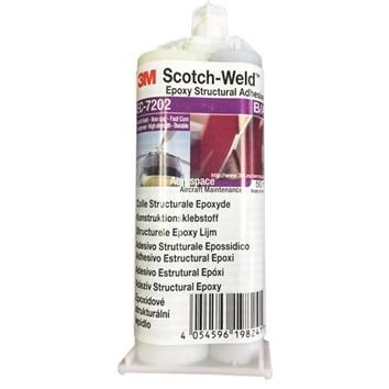 3M 7202 B/A Two Part Epoxy Adhesive UK Mainland only
