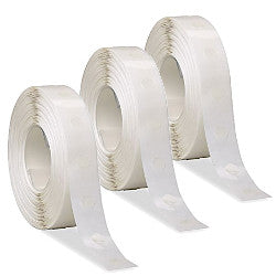 10mm x 1500 Glue Dot Rolls - Pack of 20 Rolls