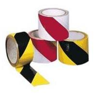 HW50 Hazard Warning Tape 50mm x 33m BACK IN STOCK