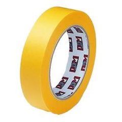 JWTPRO Fine Line Masking Tape for Outdoor Applications 100mm x 50m