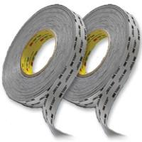 3M RP62 Thick Double Sided Tape 25mm x 33m x 1.6mm