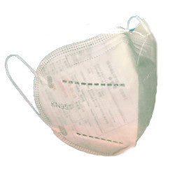 KN95 Unvalved Masks - Pack of 10 - Special Offer