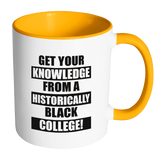 Get your knowledge/Historically Black College