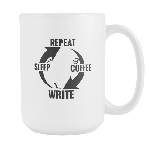 Coffee, Write, Sleep, Repeat