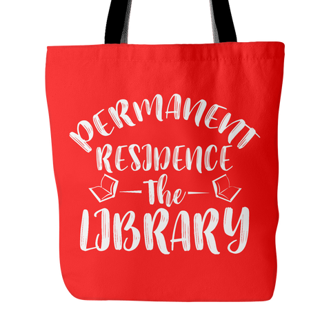 Permanent Residence the Library