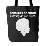 Scholars of Color - Lifting as we climb
