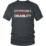 Attitudes Are The Real Disability