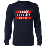 LatinX Scholars Rock