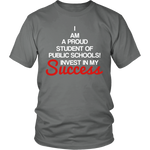 Proud Student of Public Schools! - Youth