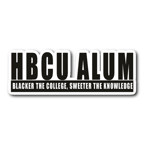 Blacker the College, Sweeter the Knowledge