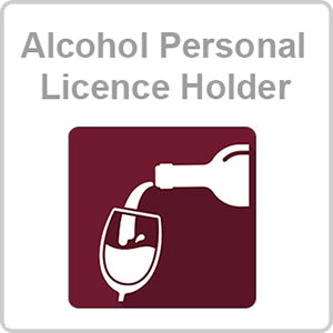 Alcohol Personal Licence Holder CPD Certified Online Course