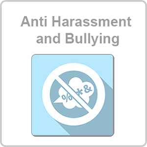 Anti Harassment and Bullying CPD Certified Online Course