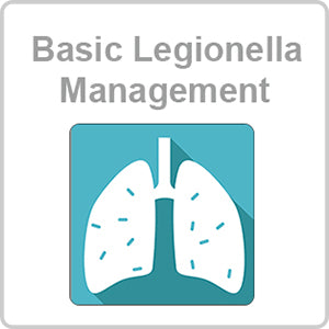 Basic Legionella Management CPD Certified Online Course