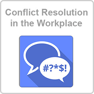 Conflict Resolution in the Workplace CPD Certified Online Course
