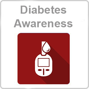 Diabetes Awareness CPD Certified Online Course