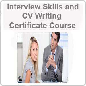 Interview Skills and CV Writing Certificate Course