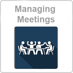 Managing Meetings CPD Certified Online Course