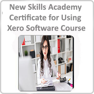 Xero Software Certificate Training Course