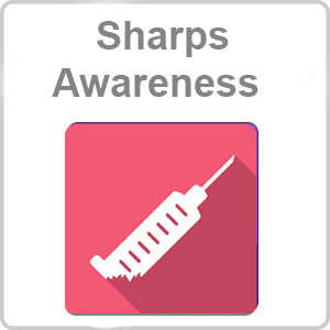 Sharps Awareness CPD Certified Online Course