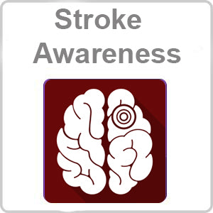 Stroke Awareness CPD Certified Online Course