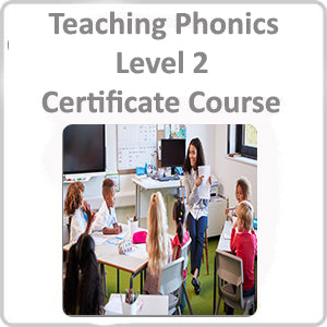 Teaching Phonics Level 2 Certificate Course