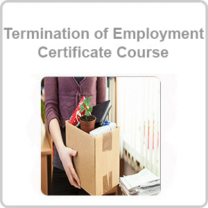 Termination of Employment Certificate Course