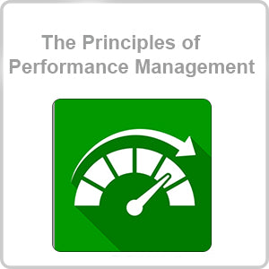 The Principles of Performance Management CPD Certified Online Course