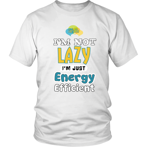 I'm not Lazy Gildan Unisex Shirt