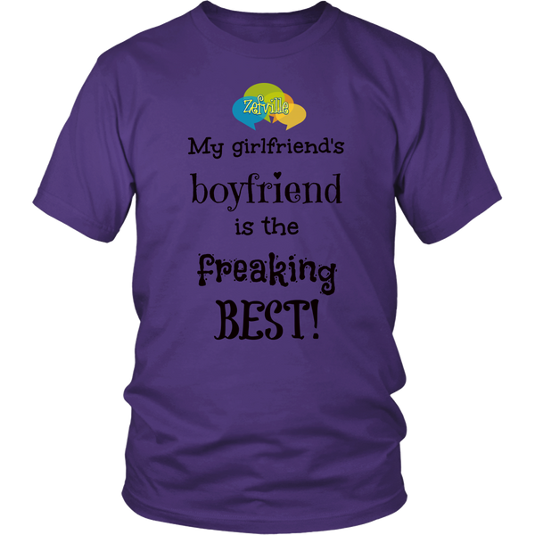 The best Boyfriend Gildan Unisex T-shirt