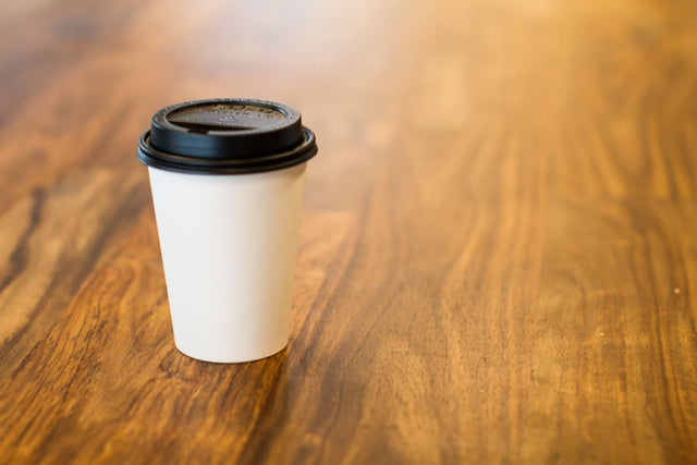 Easy Ways to Reduce Your Plastic Footprint #2: Reusable Coffee Cups