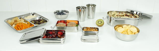 Easy Ways to Reduce Your Plastic Footprint #3: Food Containers
