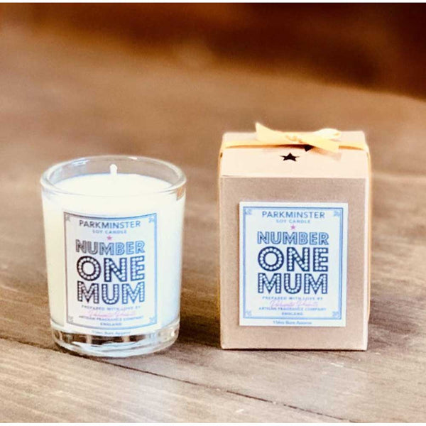 Parkminster mother's day candle &Keep