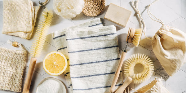 Plastic free cleaning &Keep blog