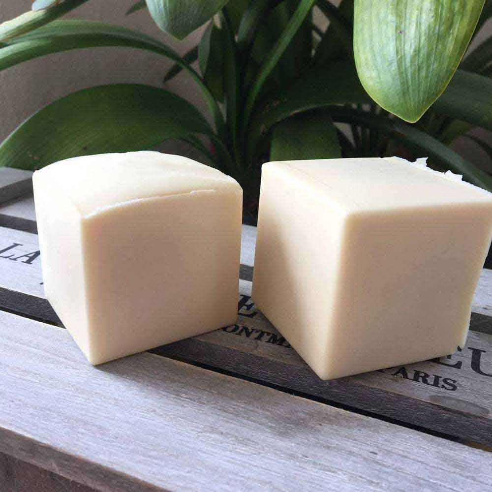 Babassu & Lime Shampoo Bar - Bain & Savon &KeepBabassu & Lime Shampoo Bar - Bain & Savon &Keep