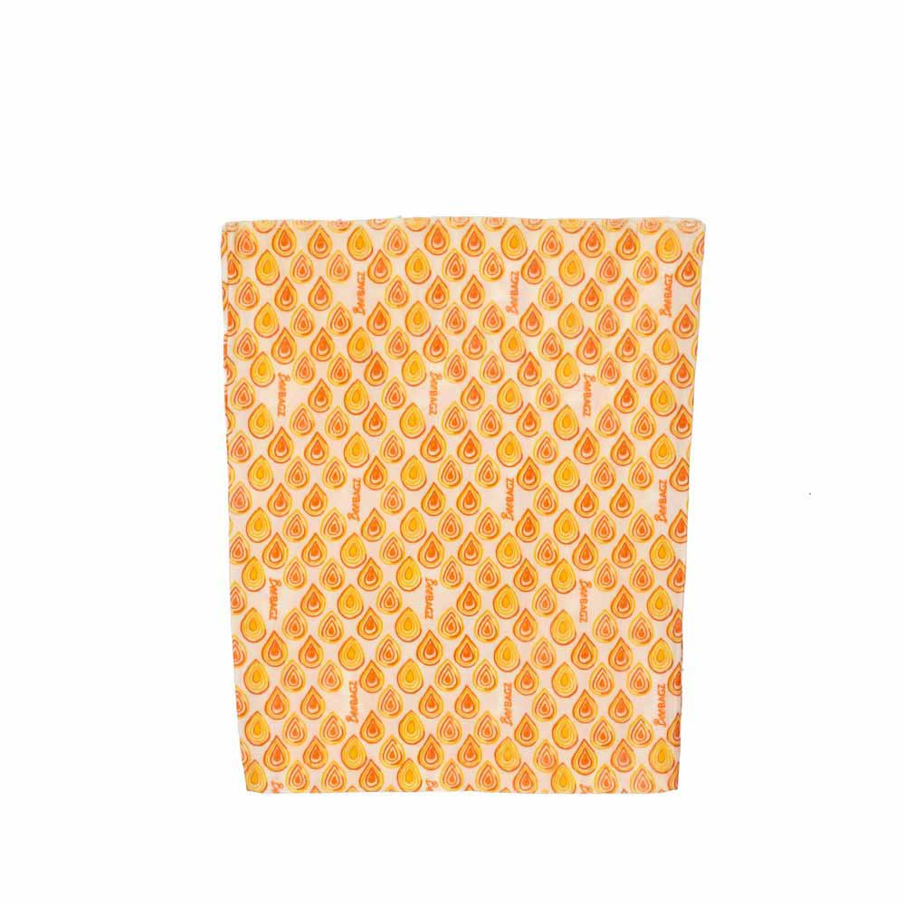 BeeBAGZ Reusable Beeswax Wrap Food Bags - Produce Pack &Keep