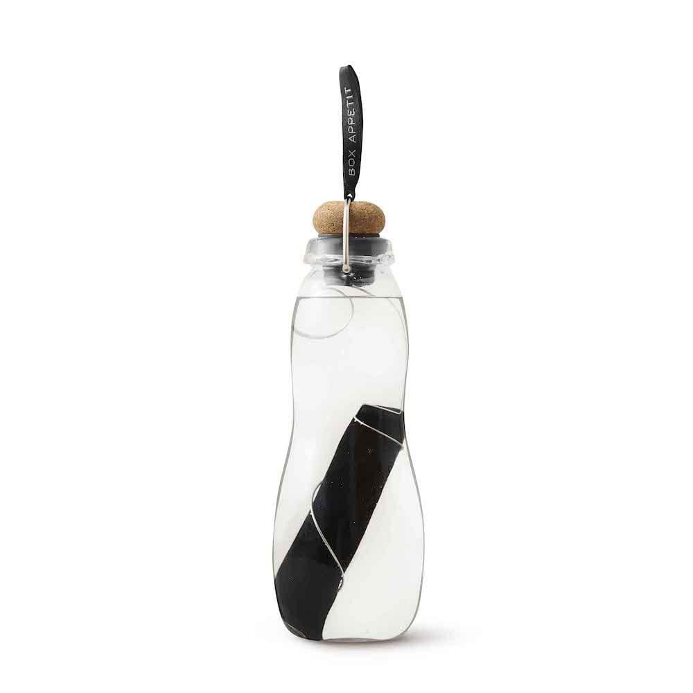 black+blum black+blum Eau Good Glass 650ml Bottle - Black &Keep