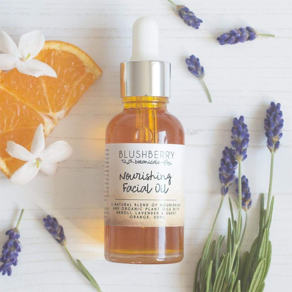 Blushberry Botanics Blushberry Organic Nourishing Facial Oil &Keep