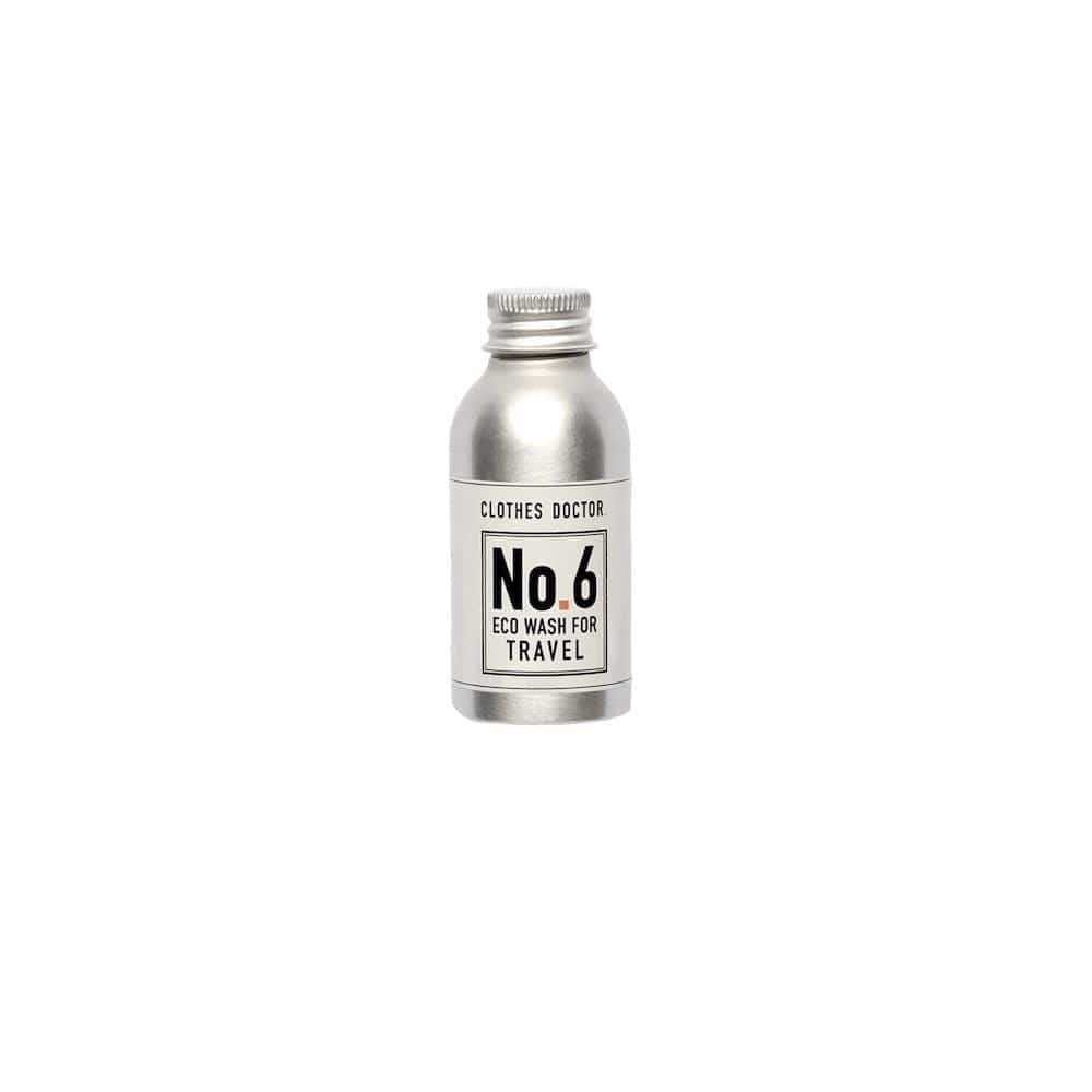 No. 6 Travel Eco Laundry Powder by Clothes Doctor &Keep