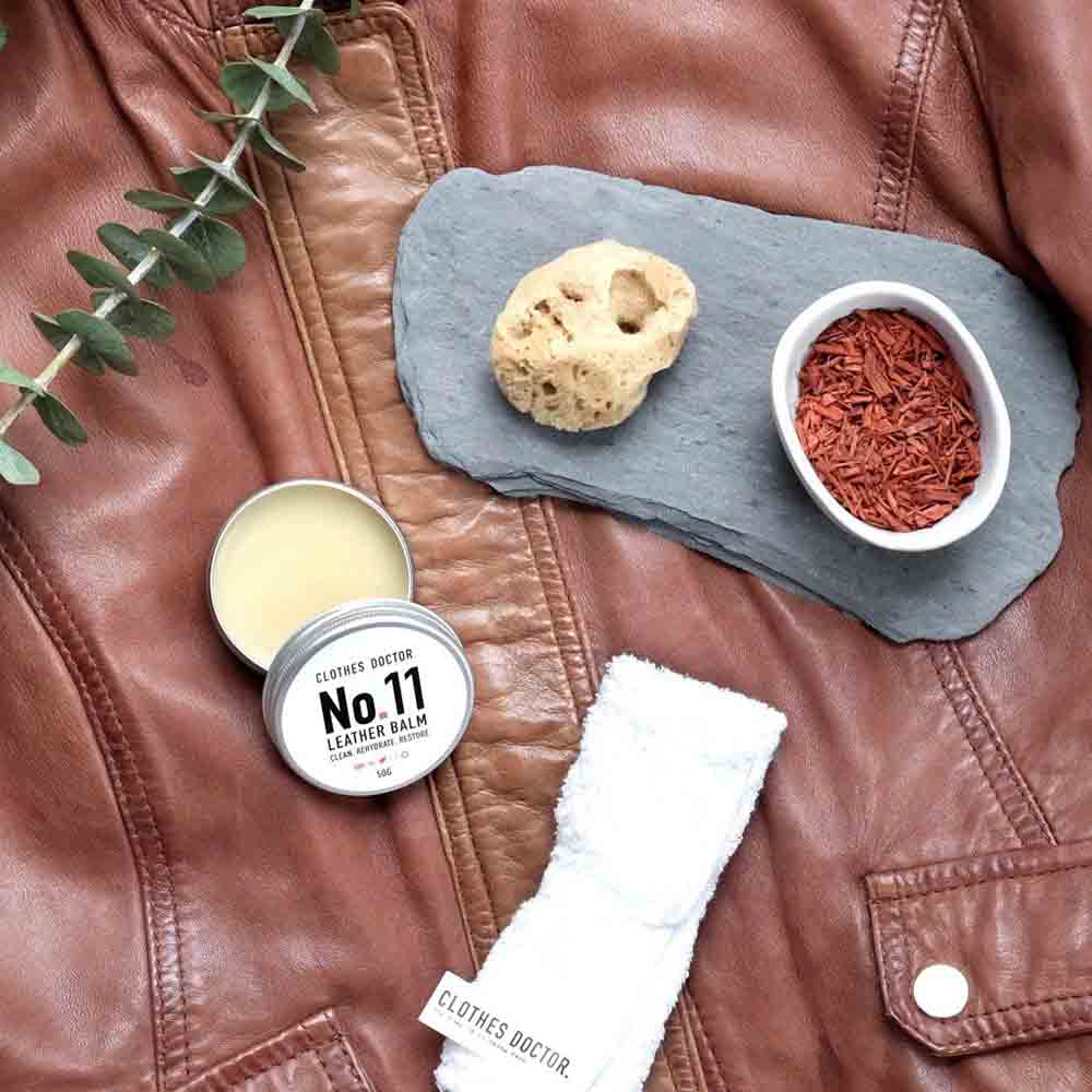 Leather Care Kit by Clothes Doctor &Keep