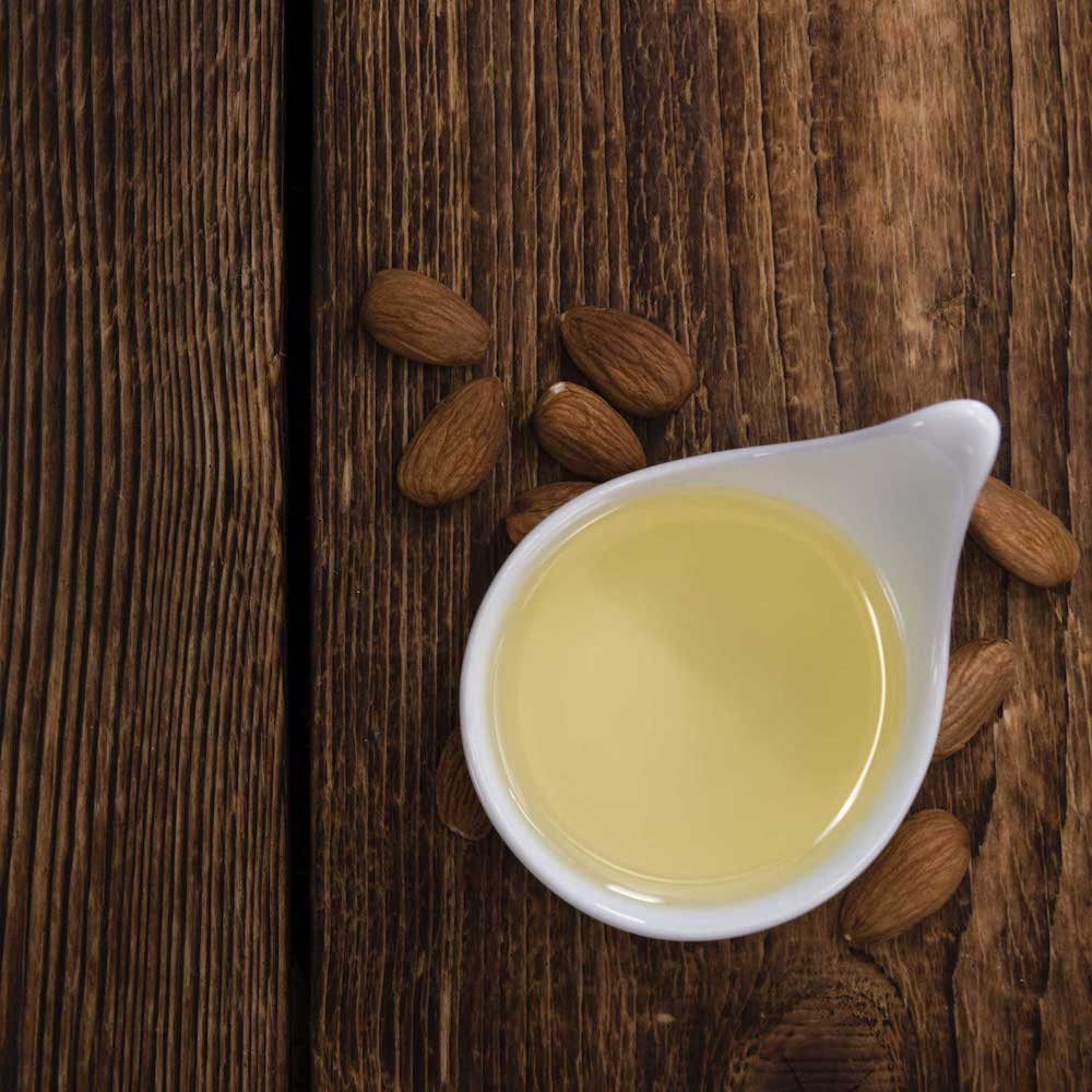 Organic Sweet Almond Oil by Conscious Skincare &Keep
