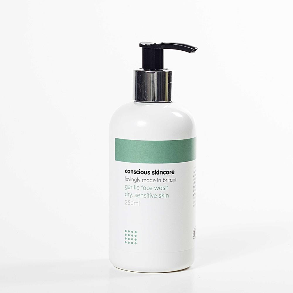 Gentle Organic Face Wash by Conscious Skincare &Keep
