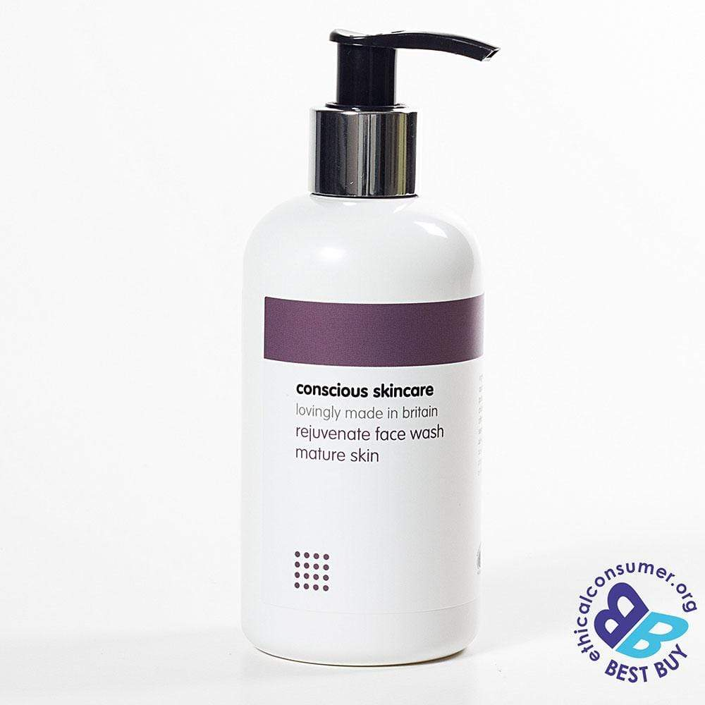 Rejeuvenate Organic Face Wash by Conscious Skincare &Keep