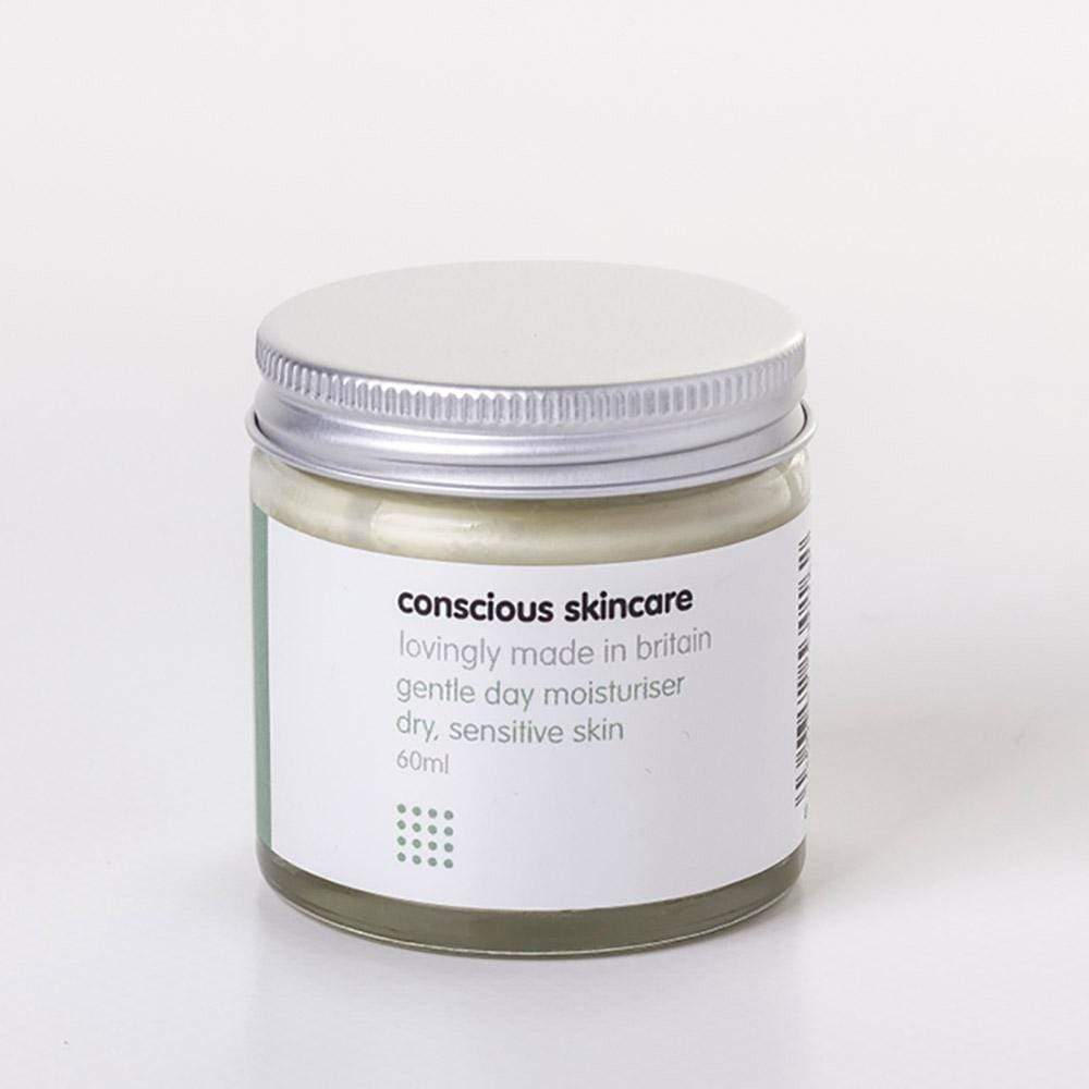 Organic Day Cream By Conscious Skincare Gentle Dry &Keep