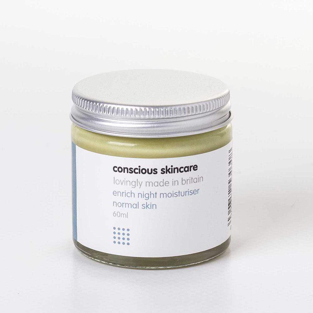 Organic Night Cream by Conscious Skincare