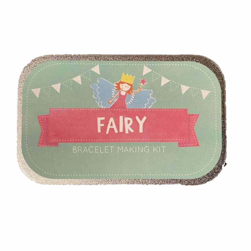 Fairy Bracelet Gift Tin Cotton Twist &Keep