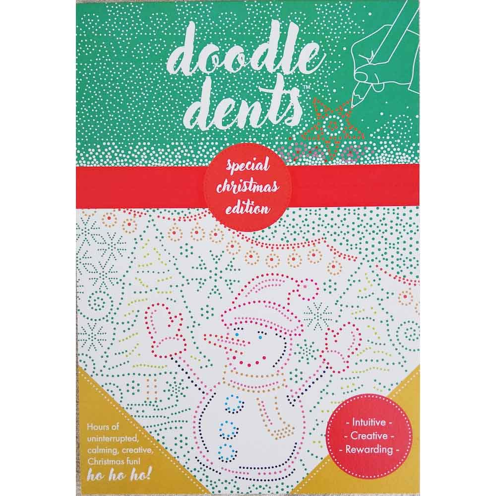 Doodle Dents Creative Art Christmas Special &Keep