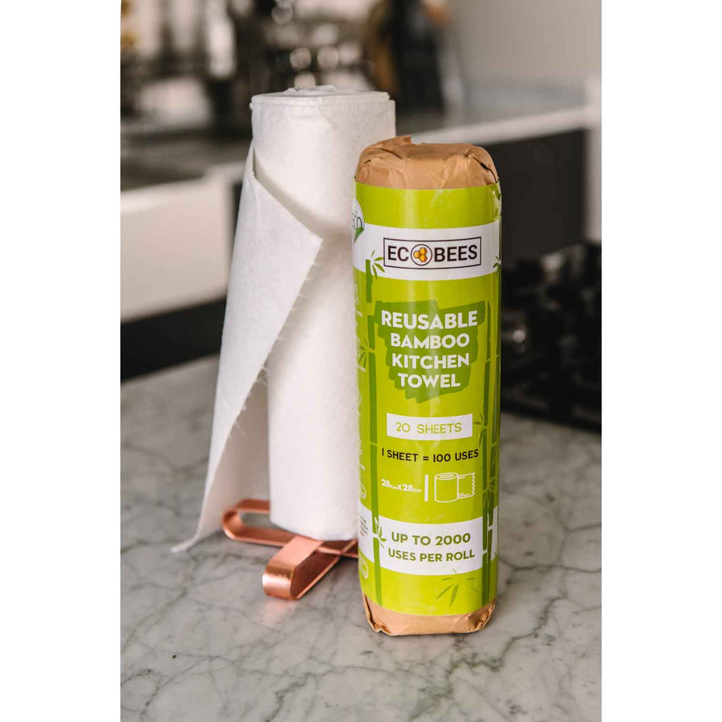 Reusable Bamboo Kitchen Roll by EcoBees